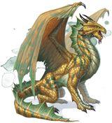 Imprimer le dessin en couleurs : Dragon, numéro 4392781c