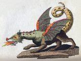Imprimer le dessin en couleurs : Dragon, numéro c06da975