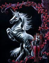 Imprimer le dessin en couleurs : Licorne, numéro 156740