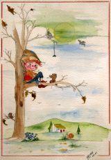 Imprimer le dessin en couleurs : Lutin, numéro 13728