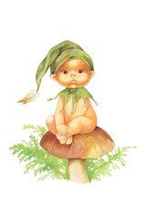 Imprimer le dessin en couleurs : Lutin, numéro 423852