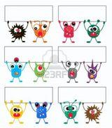 Imprimer le dessin en couleurs : Monstres, numéro 208718