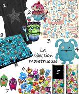 Imprimer le dessin en couleurs : Monstres, numéro 208725