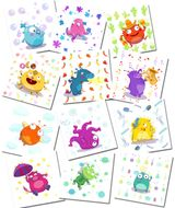 Imprimer le dessin en couleurs : Monstres, numéro 208746