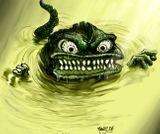 Imprimer le dessin en couleurs : Monstres, numéro 670569