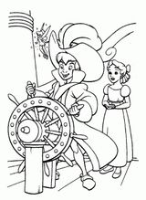 Imprimer le coloriage : Pirate, numéro 10963724