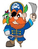 Imprimer le dessin en couleurs : Pirate, numéro 119250