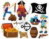 Imprimer le dessin en couleurs : Pirate, numéro 119261