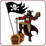 Imprimer le dessin en couleurs : Pirate, numéro 11971