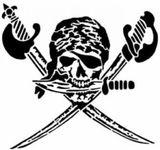 Imprimer le coloriage : Pirate, numéro 13133