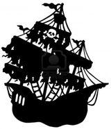 Imprimer le coloriage : Pirate, numéro 146966
