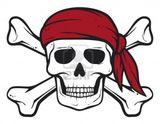 Imprimer le dessin en couleurs : Pirate, numéro 158227