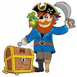 Imprimer le dessin en couleurs : Pirate, numéro 158243