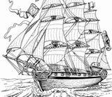 Imprimer le coloriage : Pirate, numéro 1839