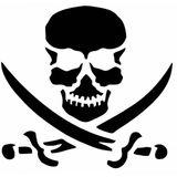 Imprimer le coloriage : Pirate, numéro 459381