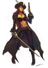 Imprimer le dessin en couleurs : Pirate, numéro 502531