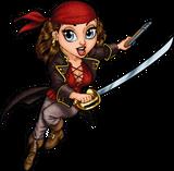 Imprimer le dessin en couleurs : Pirate, numéro 621763