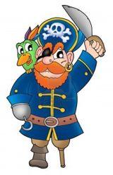 Imprimer le dessin en couleurs : Pirate, numéro 73557