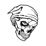 Imprimer le coloriage : Pirate, numéro 9559