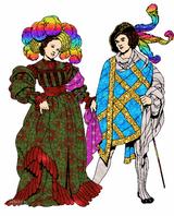 Imprimer le dessin en couleurs : Princesse, numéro 119230