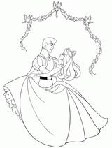 Imprimer le dessin en couleurs : Princesse, numéro 119241