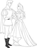 Imprimer le dessin en couleurs : Princesse, numéro 119247