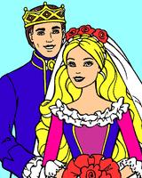 Imprimer le dessin en couleurs : Princesse, numéro 11986