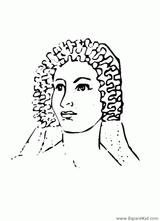 Imprimer le coloriage : Princesse, numéro 13158