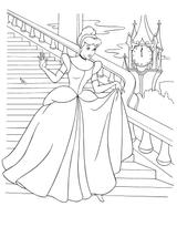 Imprimer le coloriage : Princesse, numéro 13170