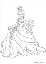 Imprimer le coloriage : Princesse, numéro 13655