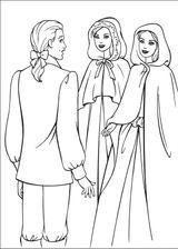 Imprimer le coloriage : Princesse, numéro 13659
