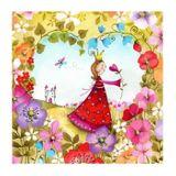 Imprimer le dessin en couleurs : Princesse, numéro 13677