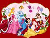 Imprimer le dessin en couleurs : Princesse, numéro 21774