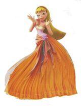 Imprimer le dessin en couleurs : Princesse, numéro 684276