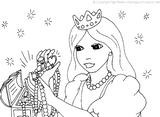 Imprimer le coloriage : Princesse, numéro 755616