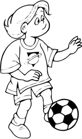 Imprimer le coloriage : Sports, numéro 2c717cb2