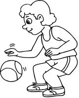 Imprimer le coloriage : Sports, numéro 37a22394
