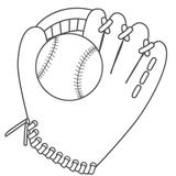 Imprimer le coloriage : Sports, numéro 4556ead2