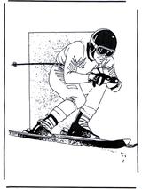 Imprimer le dessin en couleurs : Sports, numéro 464551