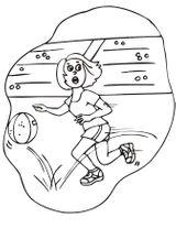 Imprimer le dessin en couleurs : Basketball, numéro 464639