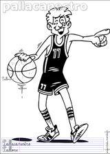 Imprimer le dessin en couleurs : Basketball, numéro 464647