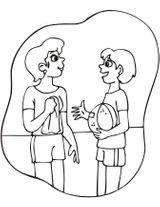 Imprimer le dessin en couleurs : Basketball, numéro 464653