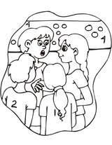 Imprimer le dessin en couleurs : Basketball, numéro 464663