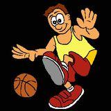 Imprimer le dessin en couleurs : Basketball, numéro 468625