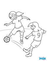 Imprimer le coloriage : Football, numéro 1a571e32