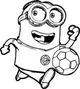 Imprimer le coloriage : Football, numéro 227136eb