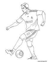 Imprimer le coloriage : Football, numéro 2a6a6fca