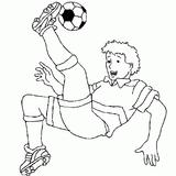 Imprimer le coloriage : Football, numéro 459838