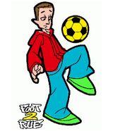 Imprimer le dessin en couleurs : Football, numéro 464632