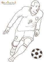 Imprimer le dessin en couleurs : Football, numéro 491482